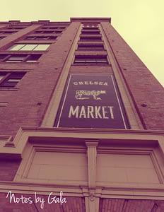 fachada chelsea market Nueva York