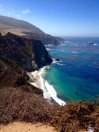 Acantilados california