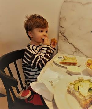 restaurantes londres para niños