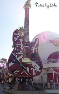 Hard Rock Universal Studio Hollywood