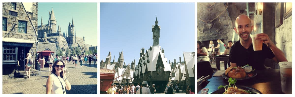 Harry potter Universal Studio