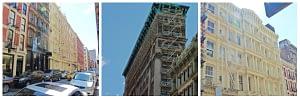 Edificios de hierro Soho Nueva York