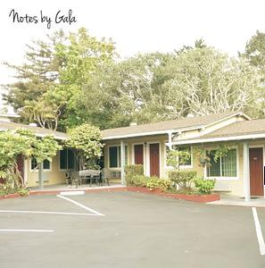 hotel Monterey Surf Inn california
