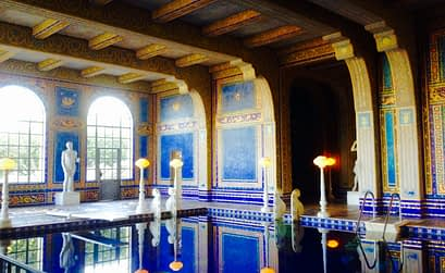 piscina hearst castle