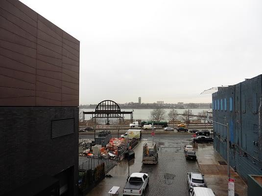 pier titanic high line nueva york