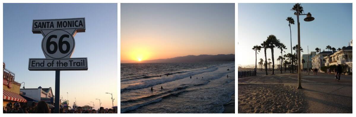 qué ver santa mónica california