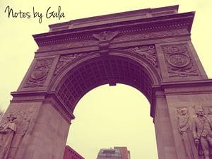 Arco Washington Square Nueva York
