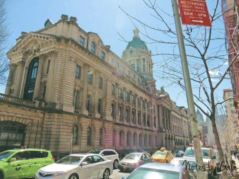comisaría de Nueva York