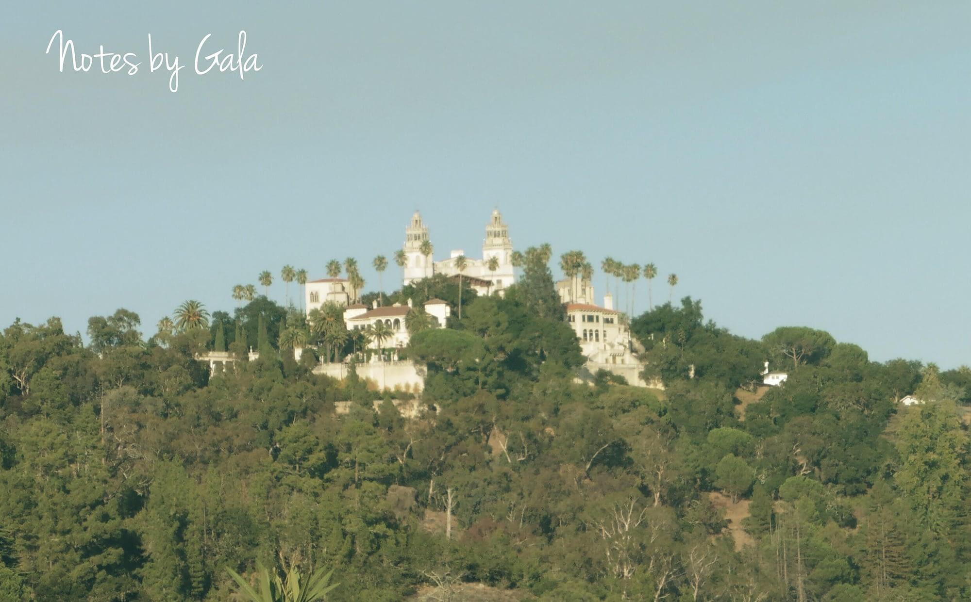 hearst castle california