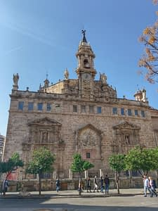 iglesia san juan del mercado valencia