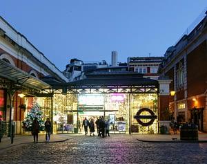 Museo transporte Londres