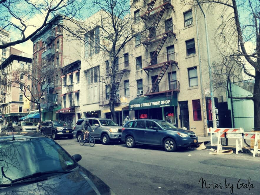 Spring Street Nueva York