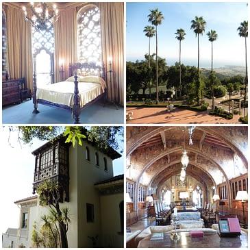 tour hearst castle california